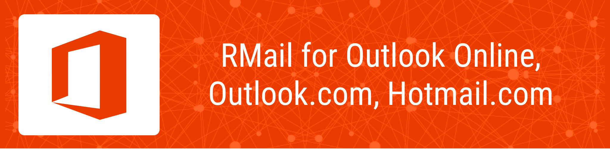 RMail for Outlook Online, Outlook.com, Hotmail.com