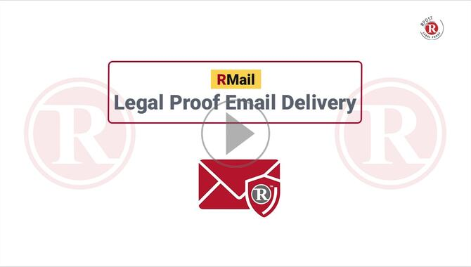 How to Get Legal Proof® Records of Email Delivery