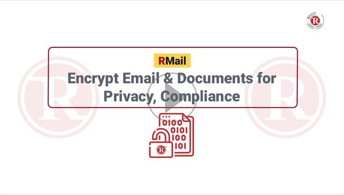 How to Encrypt Email & Documents for Privacy & Compliance