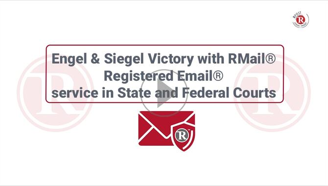 Video-User-Story-Engel-Siegal-Lawyers-Registered-Email-service