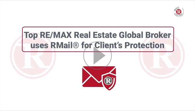 Video-User-Story-REMAX-Registered-Email-and-ESign-Service