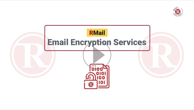 How to Send Encrypted Email Messages & Attachments