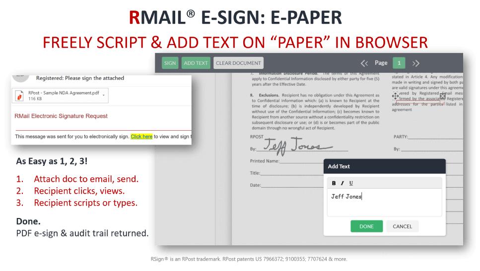 RMail-ESign-E-Paper